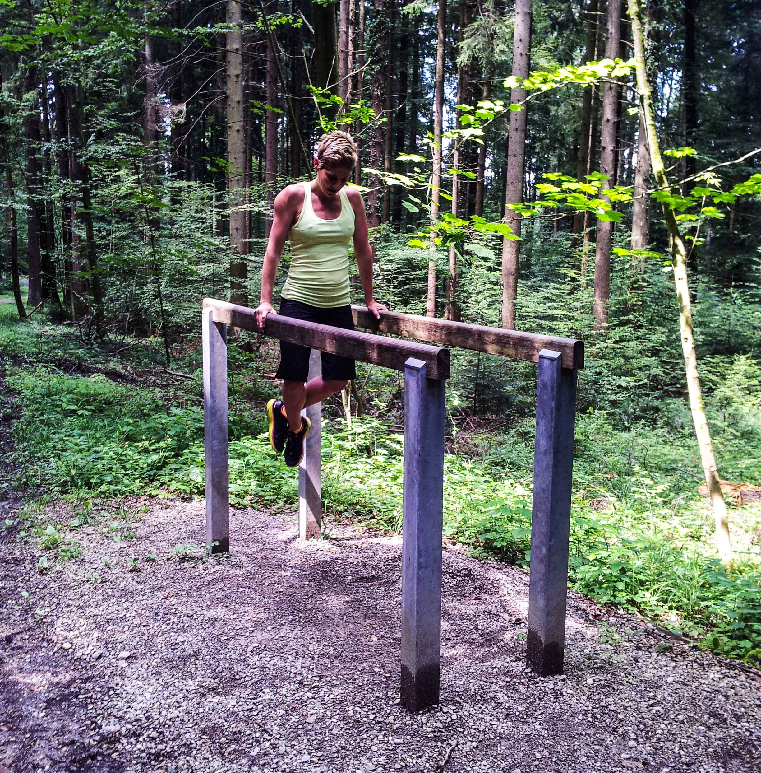 Forest Throat Workout