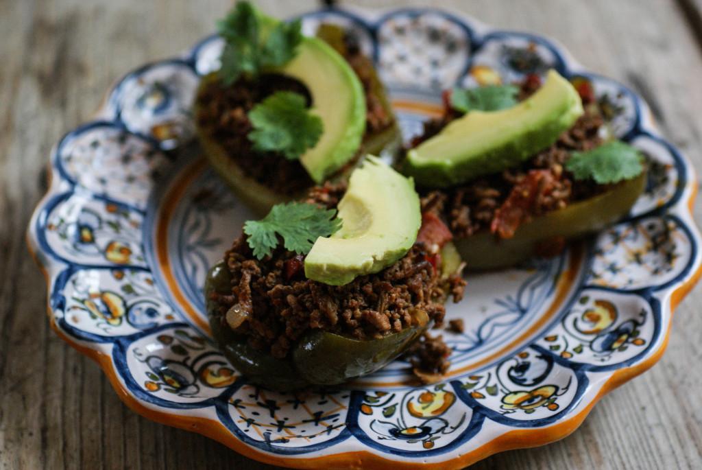 Great taco flavor