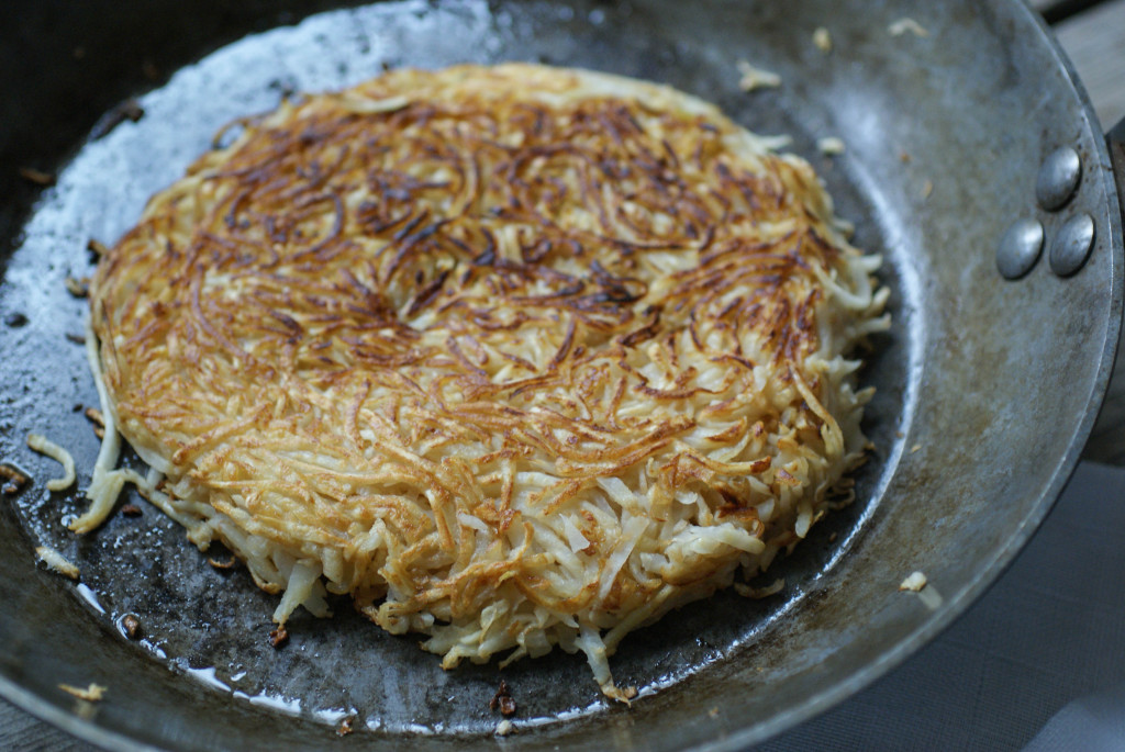 Perfect low carb Rösti