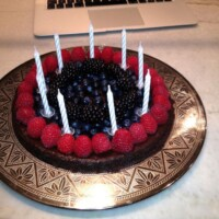 Chocolate Cake With a Surprise (Beets!)