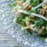 Paleo Asian Slaw with Creamy Ginger Almond Dressing