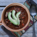 Double the Beef Paleo Chili