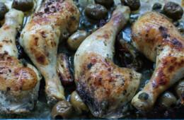 Paleo Chicken Marbella