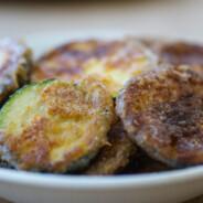 Paleo Fried Zucchini