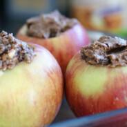 Baked Stuffed Apples (Lazy Apple Pie)