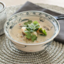 Thai Coconut Milk Shrimp Soup (Tom Kha Gai/Gung)