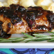 Blueberry Glazed Chicken