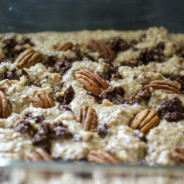 Pecan Cinnamon Coffee Cake