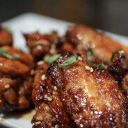 Amazing Chicken Wings