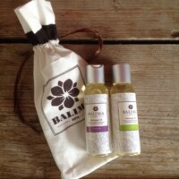 Paleo Skin Care with Balima Spa Oil
