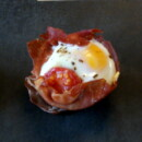 Sunday Cook-Up: Prosciutto Wrapped Eggs, Two Ways