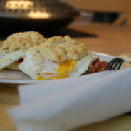 Paleo Bacon and Egg McMuffins